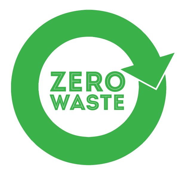 my green new years resolution is to become zero waste aka not producing any trash or waste by using reusables saying no to plasticsingle use