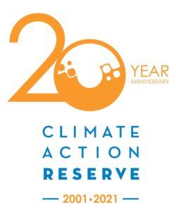 reserve 20th anniversary logo